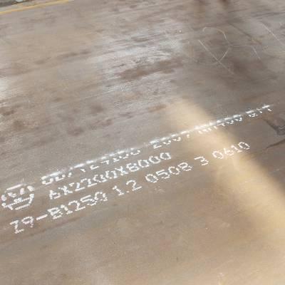 安徽马鞍山 nm36012*2500耐磨板 耐磨钢板 抗磨nm450钢板今日价格