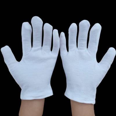 运动会小孩学生用白手套薄款小学生儿童演出幼儿园礼仪白手套