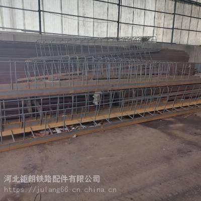 亳州吊围栏安装高速铁路墩顶吊装围栏高铁吊围栏支架
