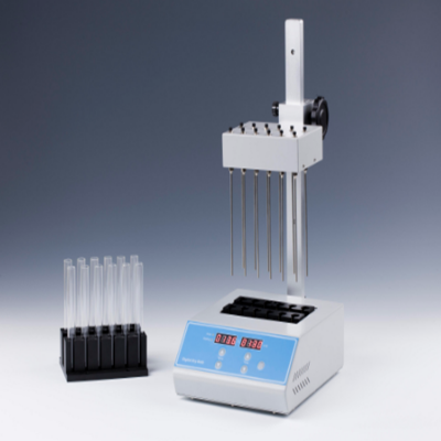 ND400 可视氮吹仪 氮气吹扫仪