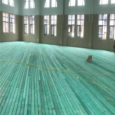 郴州体育木地板 篮球馆木地板价低