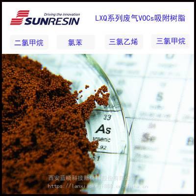 用于中低浓度挥发性有机物VOCs分离回收的吸附树脂