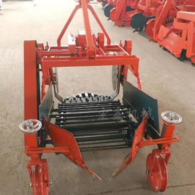花生收獲機 振動式起土豆馬鈴薯收獲機 批發收花生的機器