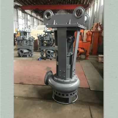 挖掘机液压抽沙泵视频挖机抽沙泵工作视频