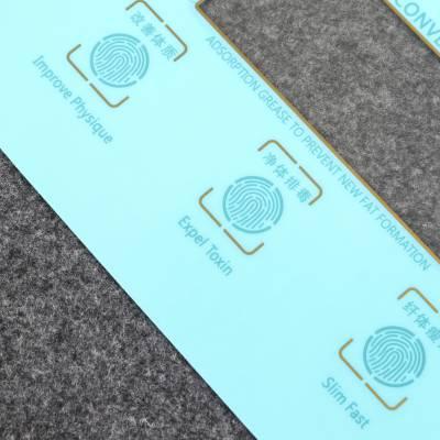 上海 批发电器按键鼓包丝印面贴 PVC丝印面板 PC鼓包标牌 磨砂标牌按键贴加工