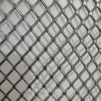 钛板网 菱形 钛板拉伸网 电池 电极 钛网