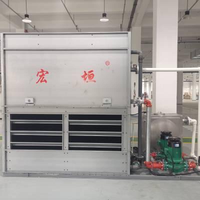 方形玻璃钢逆流闭式冷却塔厂家排名