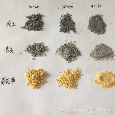 北京厂家批发 多种颜色彩砂 透水砖用彩砂 大颗粒染色彩砂 货源充足