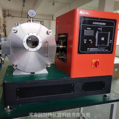 供应河南酷斯特K-ZG-0.2侧开门微型真空熔炼炉小型感应炉