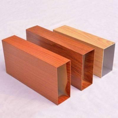 神木县木纹铝方通-神木县木纹铝方通厂家-尺寸规格颜色均可定做