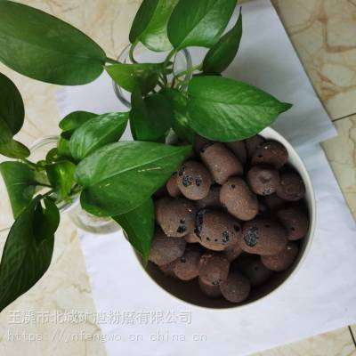 普洱陶粒厂家批发 昆明陶粒价格 50mm找坡陶粒