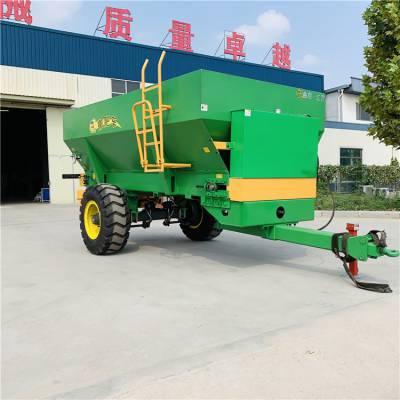 牛羊粪便抛撒机 抛撒车 肥料处理车