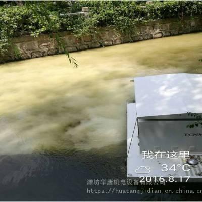 天津河道黑臭水纳米氧曝气治污方案