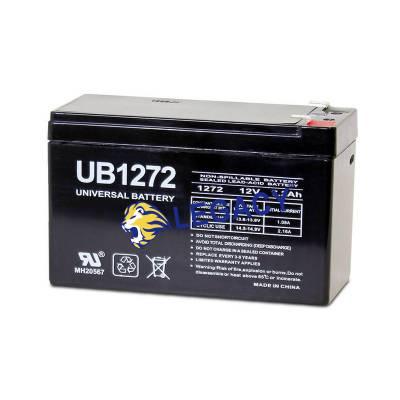 美国UNIVERSAL蓄电池 UB121000 12V100AH 新能源