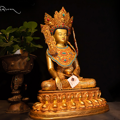 不动佛佛像哪里有 贴心服务  成都金藏贲巴文化传播供应