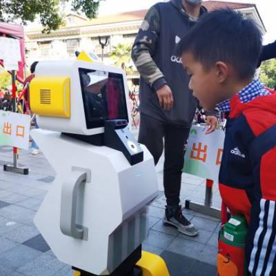 晨检机器人-非接触晨检机器人加盟-非接触晨检机器人价格