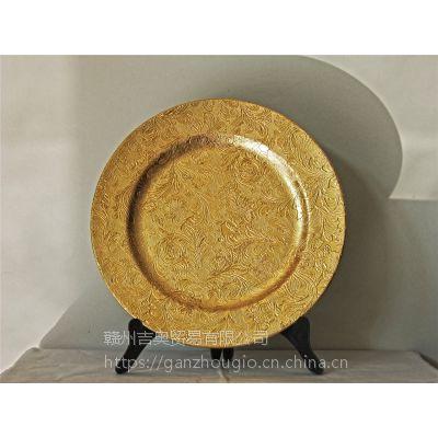 塑料盘装饰,节日用品,置物YF-60574全菊花赣州厂家一手货源