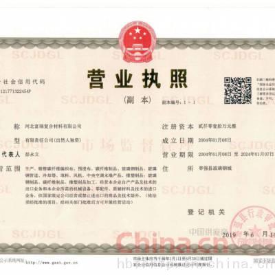 三證合一營業執照副本影印件