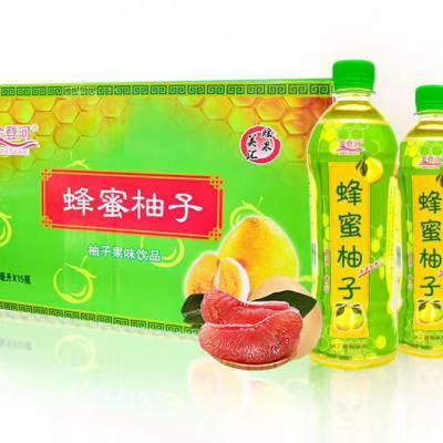金登河蜂蜜柚子茶500ml,原厂批发,无中间商赚差价