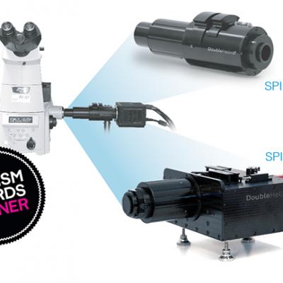 Double Helix纳米级三维成像相机,3D超分辨率相机