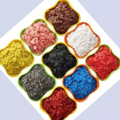 以质量求生存厂家销售 超薄岩片 多彩复合岩片 多彩薄岩片 装饰性好3-5mm 远大矿业