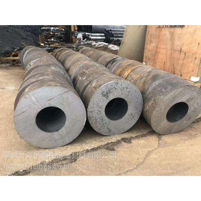 山东聊城专业无缝管切割零售 机械配件加工专用 45#厚壁钢管 规格齐全