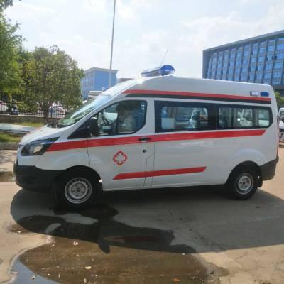 福特V362救護車 廠家價格 救護車廠家