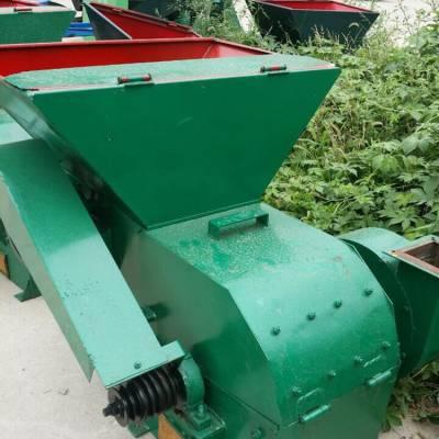 60马力沙克龙粉碎机花生秧豆杆麦杆粉碎机谷物秸秆粉碎机打糠机
