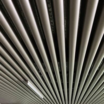 铝方通吊顶木纹铝方通异形铝方通弧形铝方通铝方通造型外墙墙面