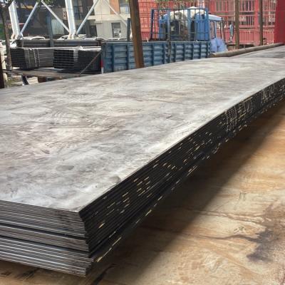 佛山今日热轧钢板价格 钢板打孔加工5.0mmQ345B钢板批发配送中心