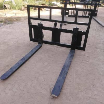 铲车装草叉子2吨3吨铲车挡货架一手货源