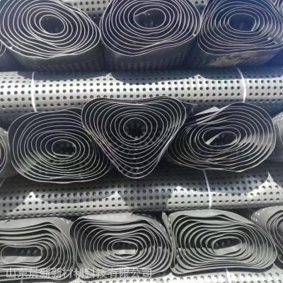 排水板价格表 凹凸排水板哪面朝上 排水板铺设方法图