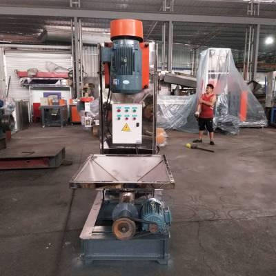 供应新一代PP破碎料脱水机 PVC/PE/ABS塑料脱水机 不锈钢甩干机