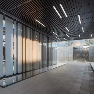 軒博幕墻瓷板 2CM石英磚 厚板瓷磚大型地產公司專用石英磚生產廠家設計院合作單位