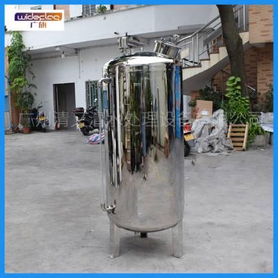 供应福建小区不锈钢无菌水箱 双镜面抛光卫生级矿泉水储罐