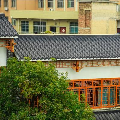 阳江马头墙小青瓦,古典青瓦安装