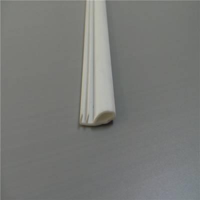 供应诺冶实木门密封条隔音滑槽防水防尘防震防撞胶条门缝皮条卡槽胶条厂家