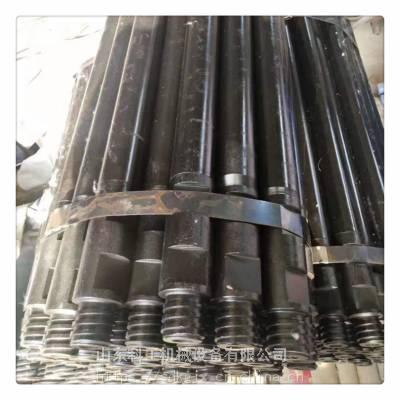 取芯中空63mm圆钻杆 接口热处理63地质钻杆 合金钢管圆钻杆