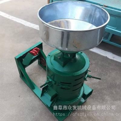 电动商用碾壳机 家用稻麦碾米机 小型打米机