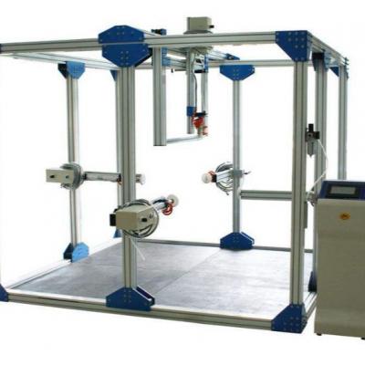 DELTA仪器走步机静载强度试验装置 走步机检测设备