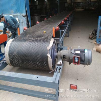 皮带输送机价格 移动式爬坡皮带输送机按图定制 LJ6