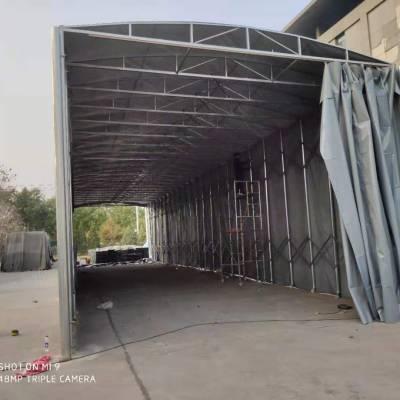湖州大型移动排挡雨棚 大型活动帐篷 汽车帐篷 户外伸缩遮阳蓬上门安装