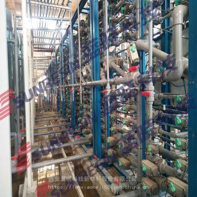 sepsolut模拟移动床SMB色谱 分离纯化实现精细分离生产 厂家生产