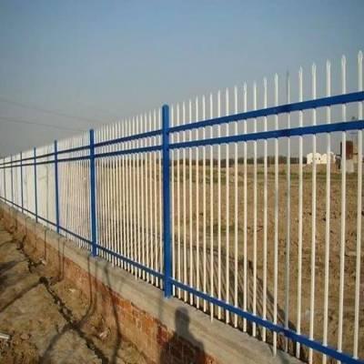 铁栅栏加工 住宅锌钢栏杆报价 铁管防护栏施工