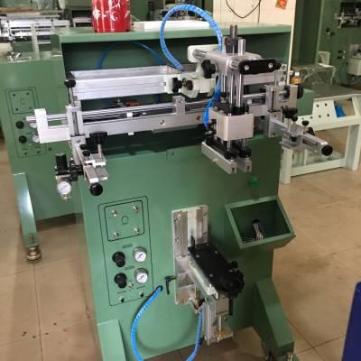 ***管滚印机玻璃管丝印机铝管铜管丝网印刷机