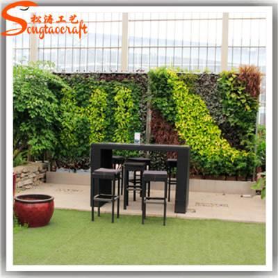 夏季室外款仿真绿植墙6月优惠假绿植墙可批发可采购