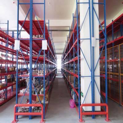 重庆仓储库房货架/食品货架/物流货架_重庆层板货架厂生产销售