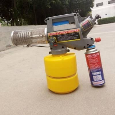 卡拉OK包房消杀烟雾机 便携式防疫热力烟雾机 社区街区灭蚊虫喷药机