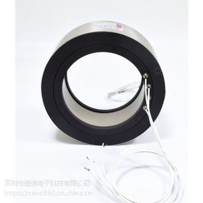 偲诺电子碳刷过孔滑环内径260mm