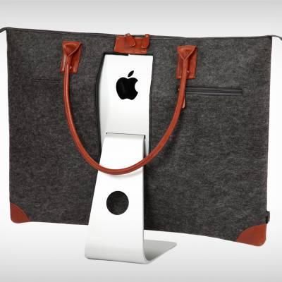 Display shield 电脑携带包 显示屏携带包 亚马逊电脑携带包毛毡包笔记本手提平板电脑包